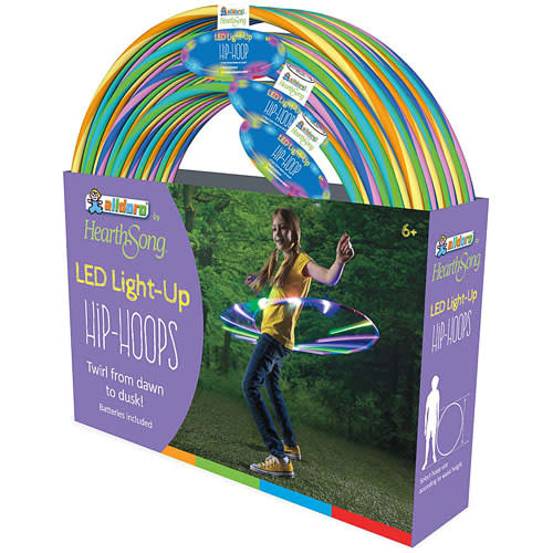 Hula Hoop Fun LED-2