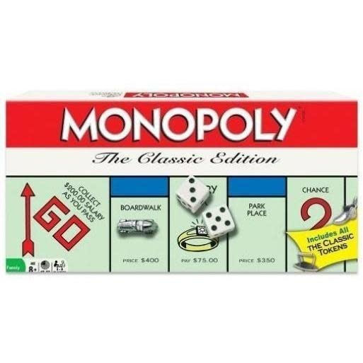 Monopoly Classic Game-2