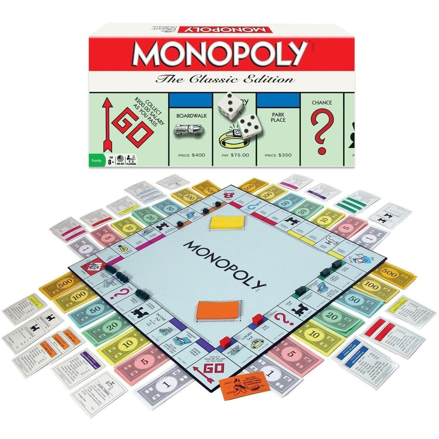 Monopoly Classic Game-1