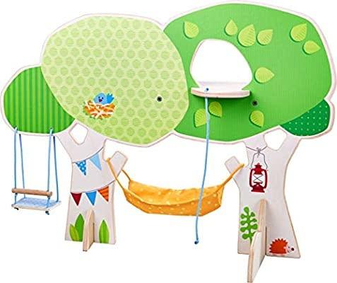 Bendy Little Friends Treehouse-2