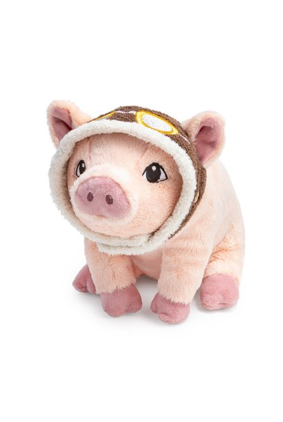 Flying Plush Pig from Maybe