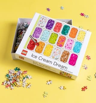 LEGO Ice Cream Dream Puzzle 1000 pc-3