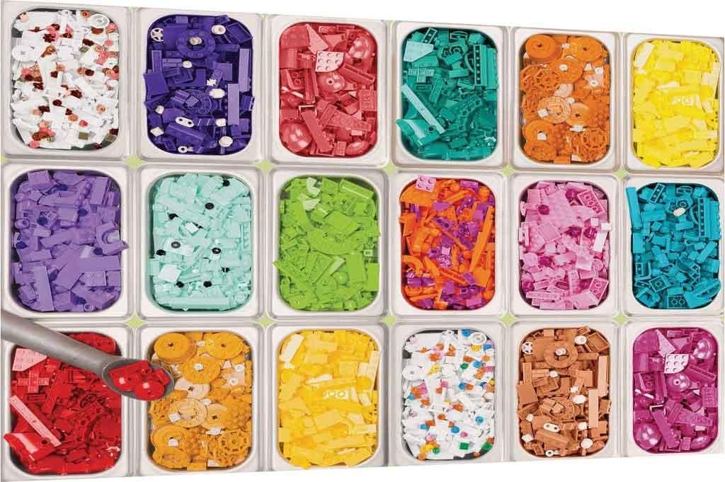 LEGO Ice Cream Dream Puzzle 1000 pc-2