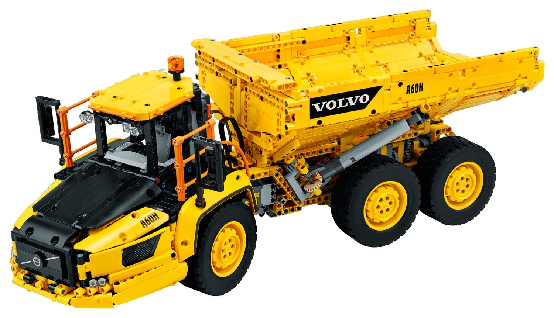 LEGO Technic 6x6 Volvo Articulated Hauler-2
