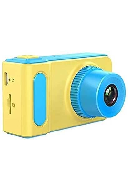 My First Camera Yellow & Blue