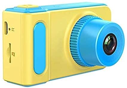 My First Camera Yellow & Blue-1