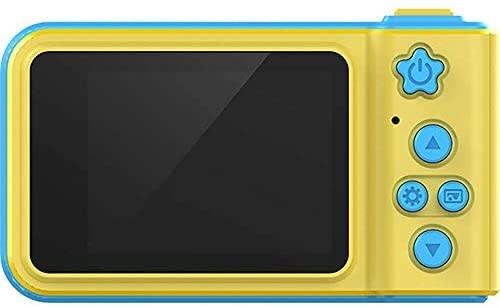 My First Camera Yellow & Blue-2