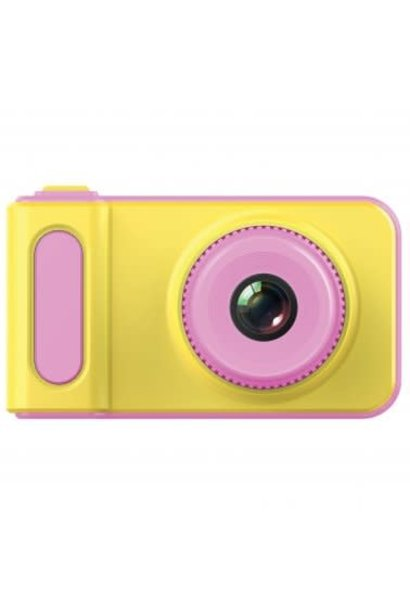 My First Camera Yellow & Pink