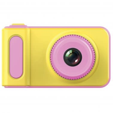 My First Camera Yellow & Pink-1