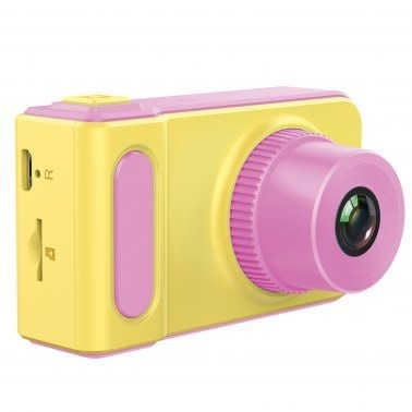 My First Camera Yellow & Pink-2