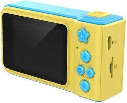 My First Camera Yellow & Blue-3