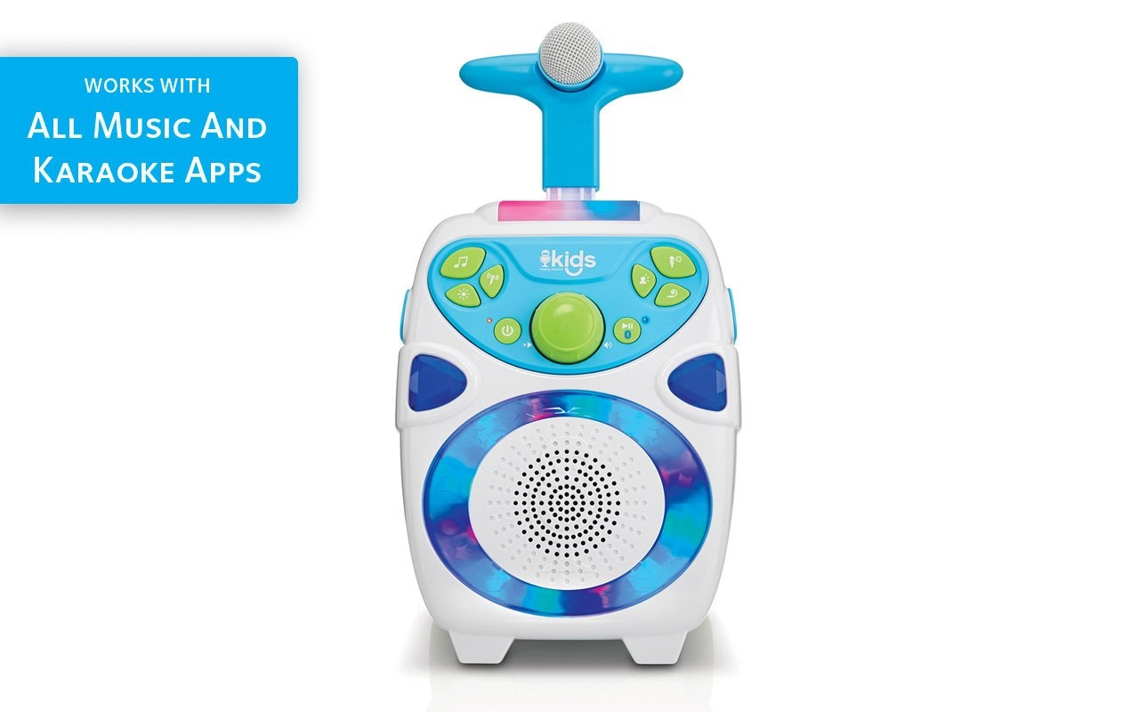 Karaoke Machine Kids Fiesta Sing-A-Long-1