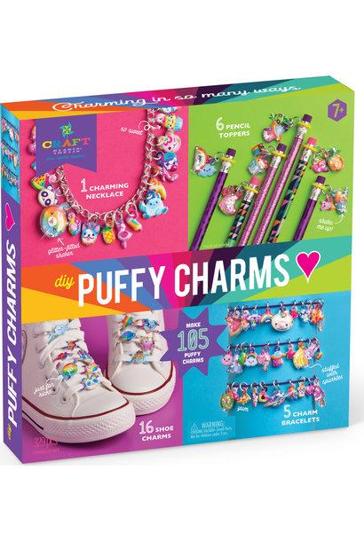 Craft-tastic I Love DIY Puffy Charms