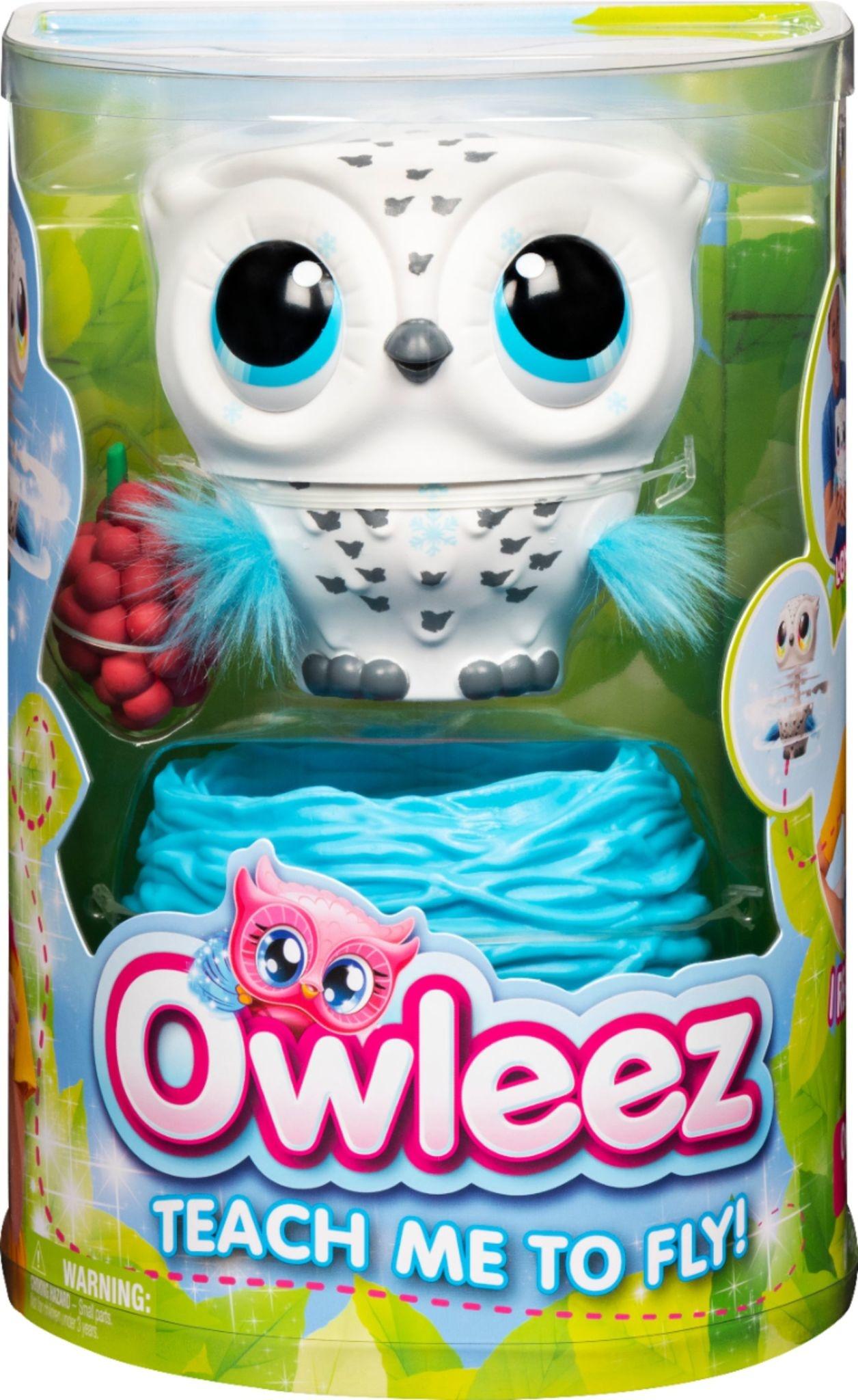 SALE 2020 Owleez White-1