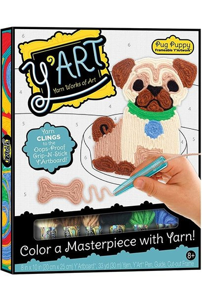 SALE 2020 Y'ART Pug Puppy