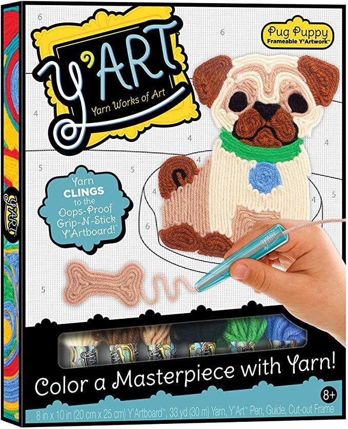 SALE 2020 Y'ART Pug Puppy-1