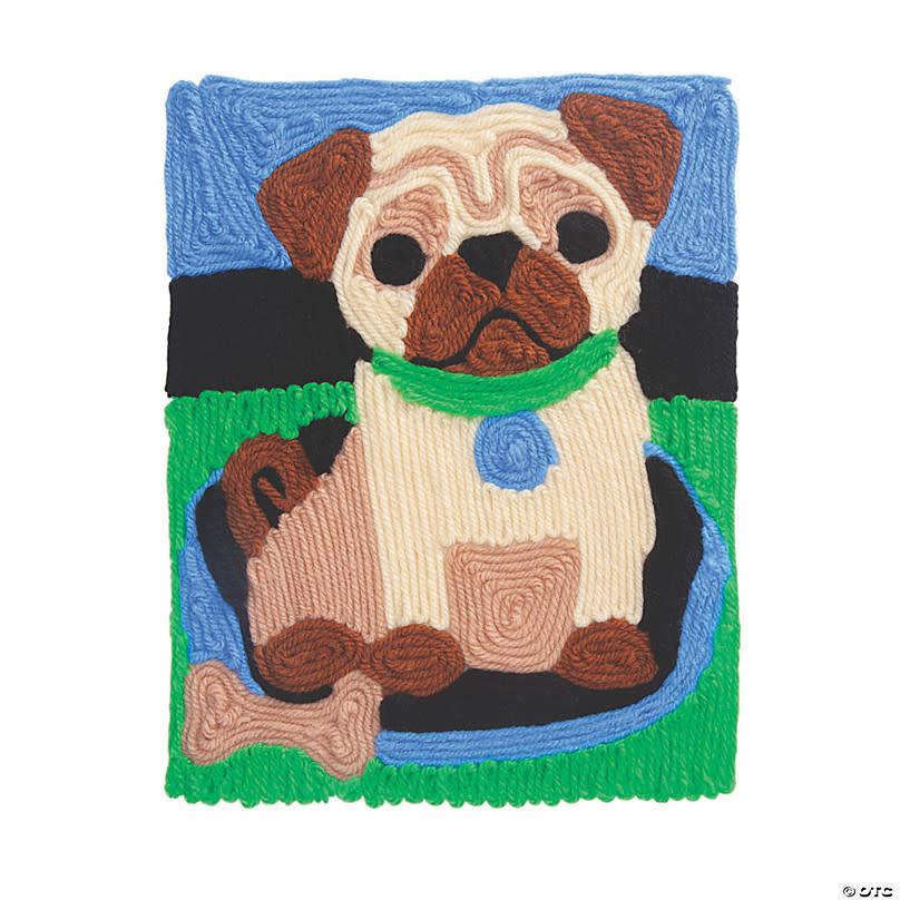 SALE 2020 Y'ART Pug Puppy-2