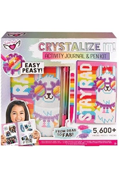 SALE 2020 Crystalize It! Journal & Pen Set