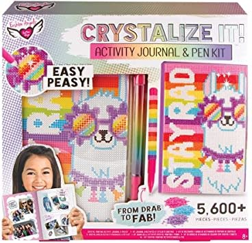 SALE 2020 Crystalize It! Journal & Pen Set-1