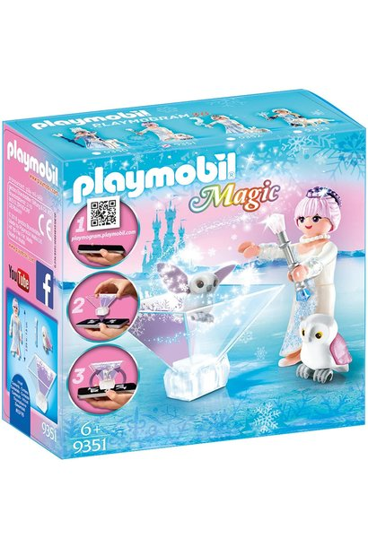 SALE 2020 Playmobil Ice Flower Princess