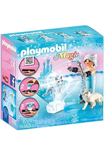SALE 2020 Playmobil  Winter Blossom Princess