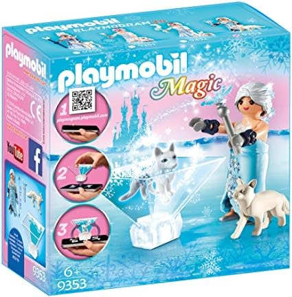 SALE 2020 Playmobil  Winter Blossom Princess-1