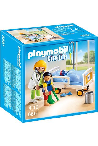 SALE 2020 Playmobil Doctor with Child