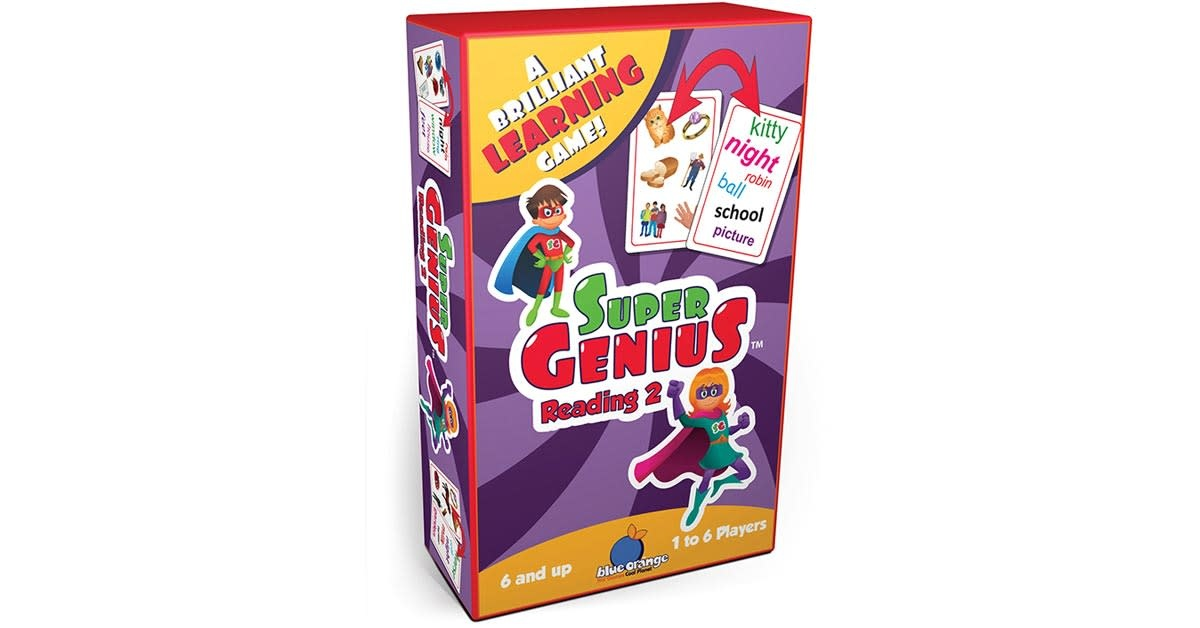 SALE 2020 Super Genius Reading 2-1