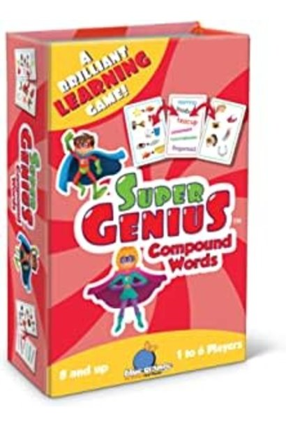 SALE 2020 Super Genius Compound Words