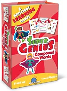 SALE 2020 Super Genius Compound Words-1