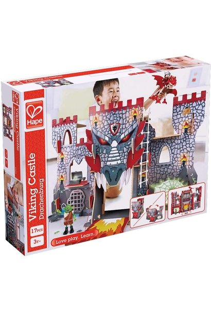 SALE 2020 Hape Viking Castle