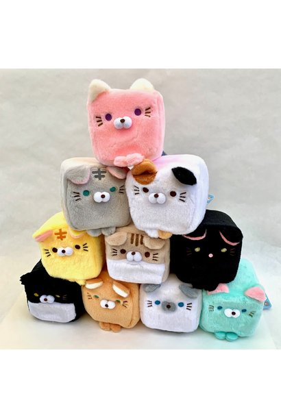 SALE 2020 Cube Cat Plush Large