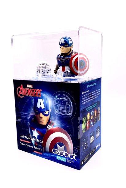SALE 2020 Ozobot Evo Master Pack Captain America