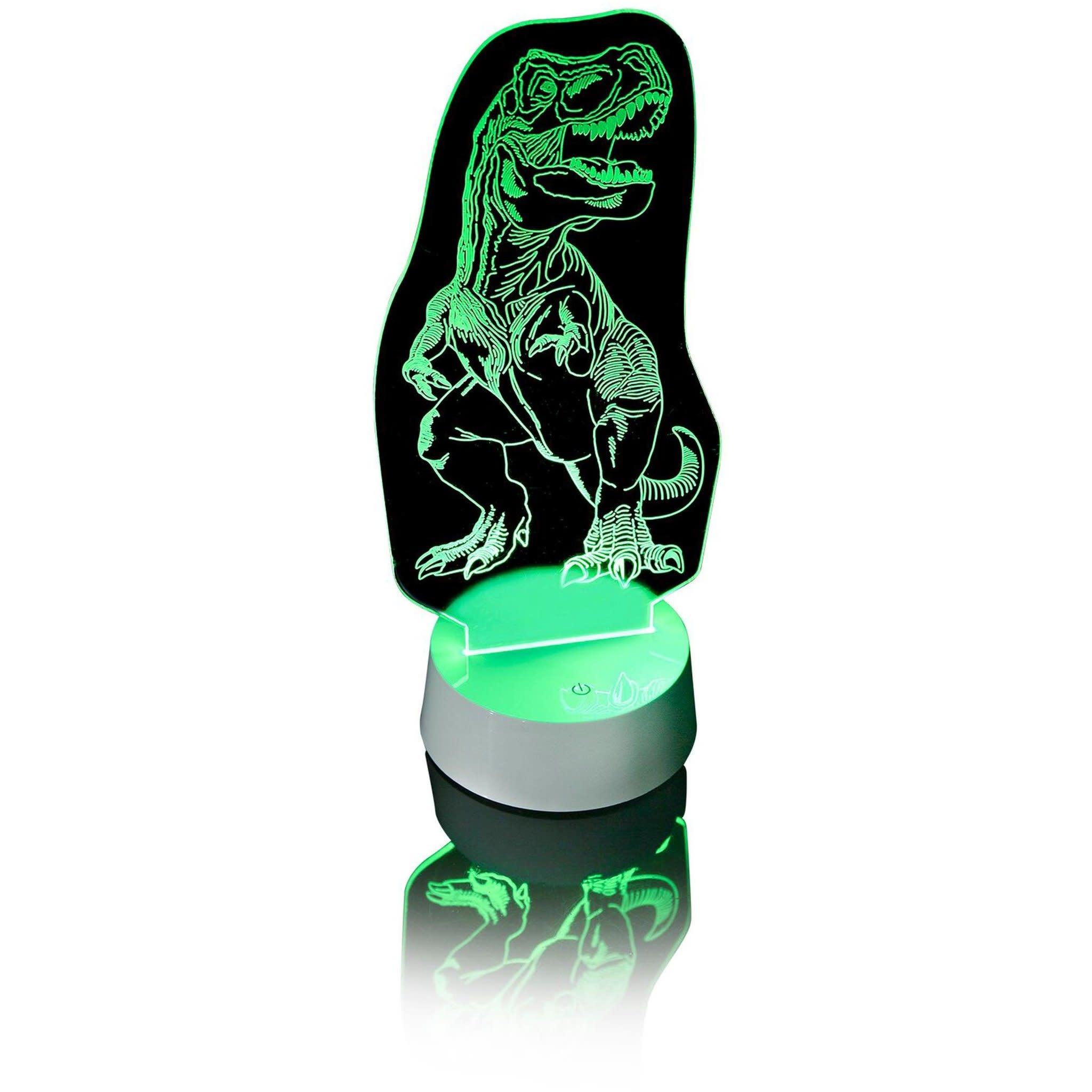 Tyrannosaurus LED Lamp-2