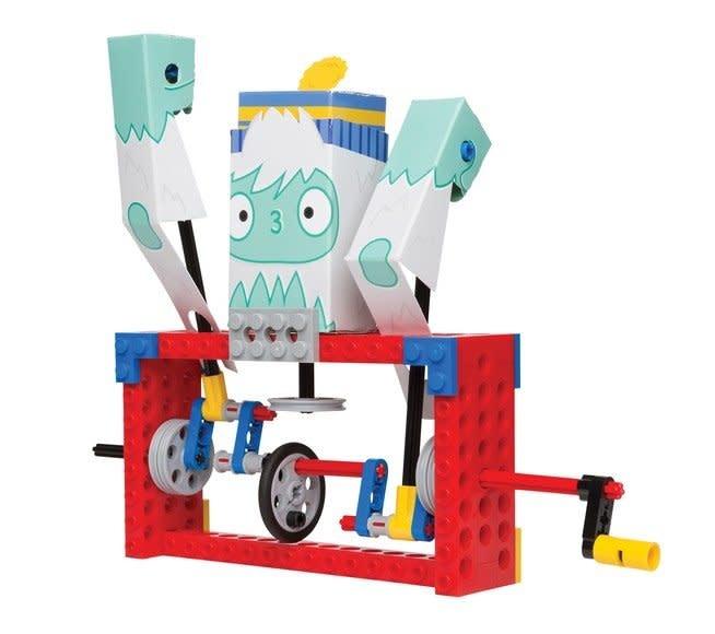 Lego Gear Bots by Klutz-5