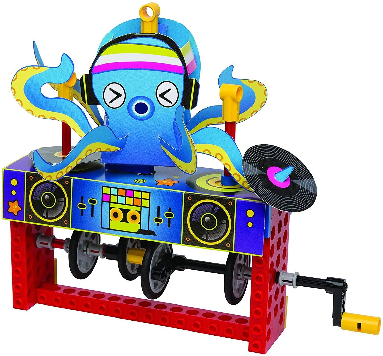 Lego Gear Bots by Klutz-6