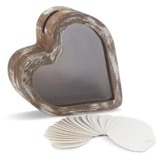 The Love Bank Blank Hearts Refill-1