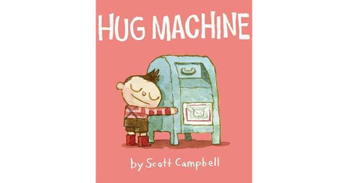 Hug Machine Board Book-1