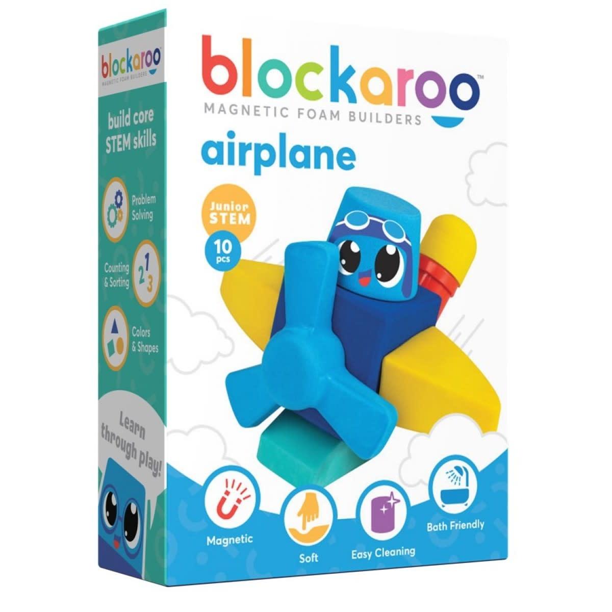 Blockaroo Planes-1