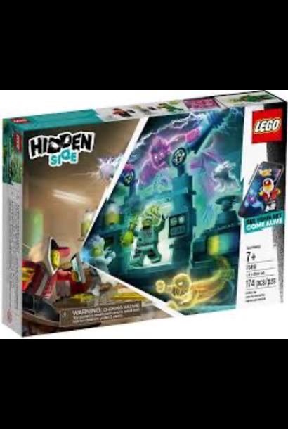 SALE 2020 Lego/Hidden Side  J.B.'s Ghost Lab