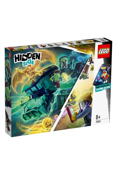 SALE 2020 Lego/Hidden Side Ghost Train Express