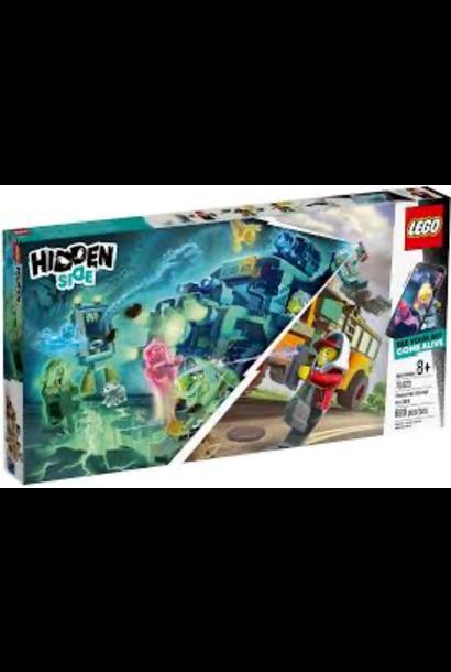 SALE 2020 Lego/Hidden Side Paranormal Intercept Bus 3000