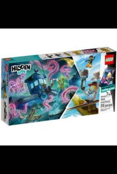 SALE 2020 Lego/Hidden Side Wrecked Shrimp Boat