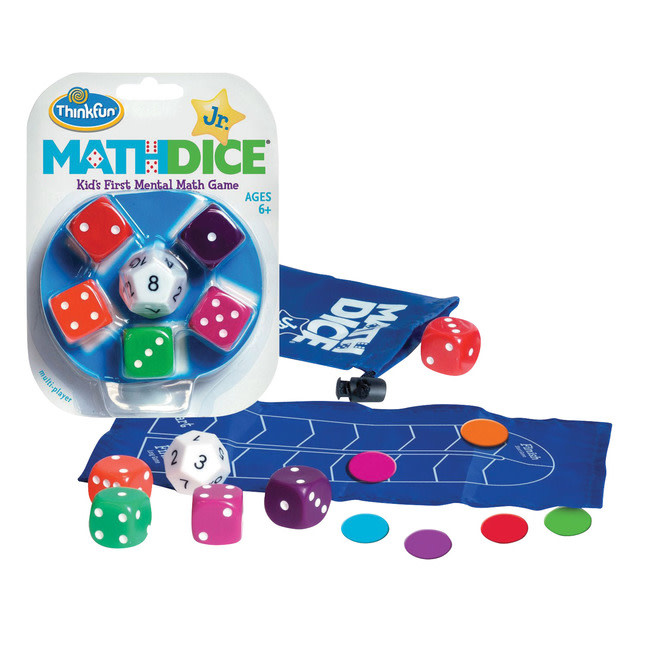 Math Dice Jr. from Think Fun-2