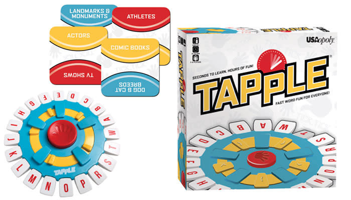 Tapple  the Fast Word Game-2