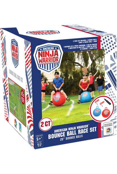 ANW Bounce Ball Race Set