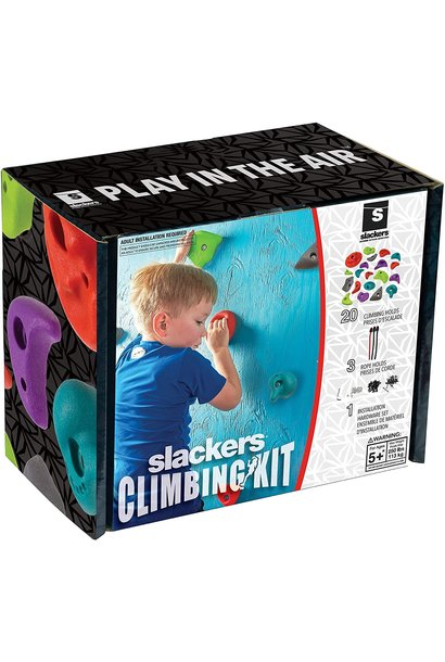 Slackers Climbing Kit