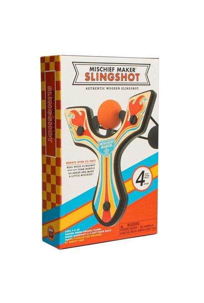 Mischief Maker Slingshot Racing Orange