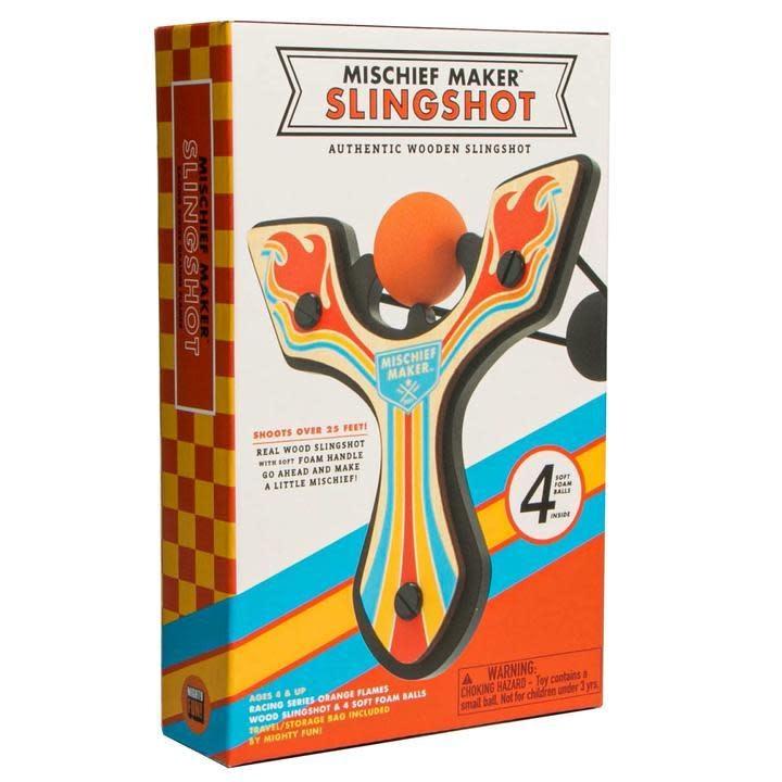 Mischief Maker Slingshot Racing Orange-1