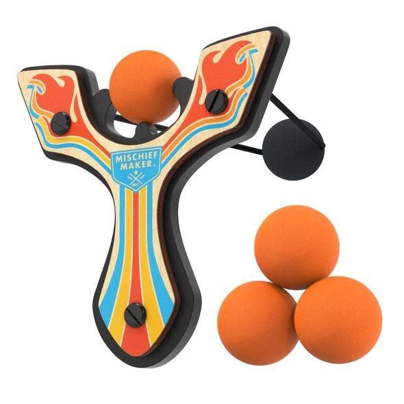 Mischief Maker Slingshot Racing Orange-2